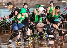 Dupage Derby Dames vs Cape Girardeau Roller Girls 5/10/2014   www.capegirardeaurollergirls.com