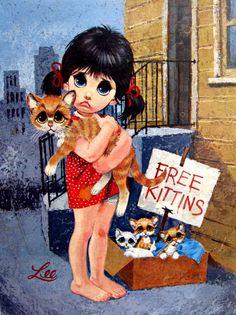 Free Kittins by Lee