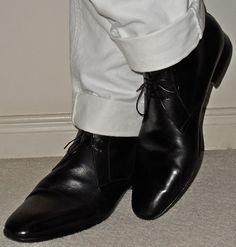 Industry Denim jeans, A. Testoni chukkas…