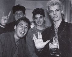 Beastie Boys with Billy Idol