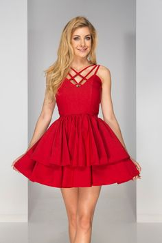 Piękny Dekolt, ognisty kolor, model podkreślający talie? W naszym sklepie z sukienkami wszystko jest możliwe! Zapraszamy! Laksa, Dresses, Fashion, Vestidos, Moda, Fashion Styles, Dress, Dressers, Fashion Illustrations