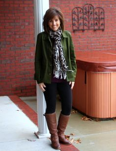 Fashion Over 40-What I Wore