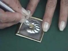 Carretilla estrella - 11-CARR-04 - YouTube Feuille Aluminium Art, Pineapple Kitchen, Pewter Art, Metal Embossing, Aluminum Metal, Metal Jewelry, Metal Art, Metal Working, Decoupage