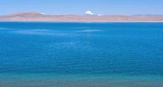 Kailash Mansarovar Lake.