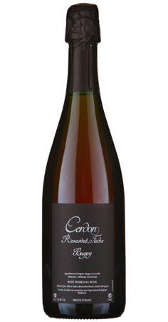 Vin du Bugey Cerdon rosé pétillant demi-sec