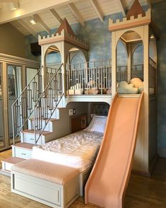 dream rooms for adults ~ dream rooms ; dream rooms for adults ; dream rooms for women ; dream rooms for couples ; dream rooms for adults bedrooms ; dream rooms for girls teenagers Cute Bedroom Ideas, Cute Room Decor, Girl Bedroom Designs, Awesome Bedrooms, Nursery Ideas, Bedroom Styles, Bed Ideas, Kids Bedroom Ideas For Girls, Decor Ideas