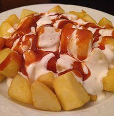 Las mejores patatas bravas de Zaragoza.