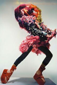 Retrospectiva de John Galliano en Vogue