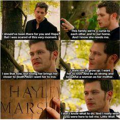 #Klayley #theoriginals #Haylijah #klausmikaelson #hayleymarshall