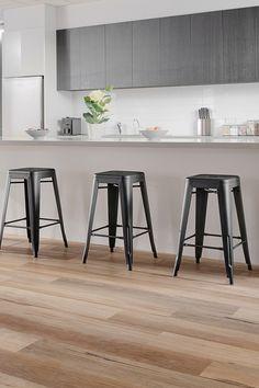 Kardean Flooring, Home Kitchens, Updating House, Kitchen Projects, Kitchen Inspiration Design, Kitchen Flooring, Kitchen Interior, House Flooring, Modern Kitchen Design