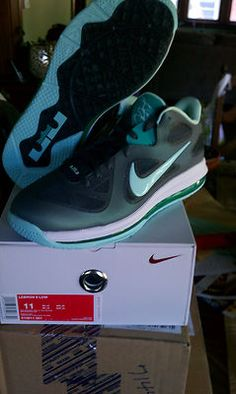 Auction over in 11 hours. Lebron 9 Low Easter!