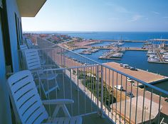Photogallery and images of the Panorama Hotel in Portoscuso, Sardinia