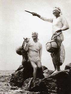 Korean woman divers