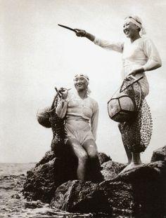 Korean woman divers