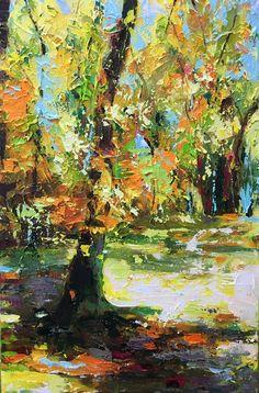 Técnica mixta sobre lienzo. deGranero clases de pintura en Madrid. www.degranero.es
