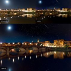 Editing and Compositing Night Photos in Photoshop – Part 1