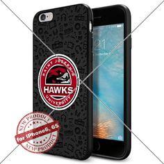 Case St. Joseph's Hawks Logo NCAA Cool Apple iPhone6 6S Case Gadget 1563 Black Smartphone Case Cover Collector TPU Rubber original by Lucky Case [Music] Lucky_case26 http://www.amazon.com/dp/B017X134WO/ref=cm_sw_r_pi_dp_6Kctwb1GP4QZQ