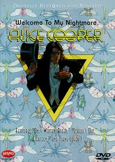 Alice Cooper: Welcome to My Nightmare TOMY…
