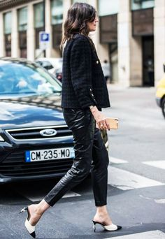 French Fashion: 8 Secrets to Dressing Like the World's Chicest Women via @WhoWhatWearUK
