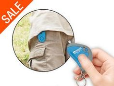 Toddler Tag Child Locator--wish we'd had these last month :( on my priority list NOW!!