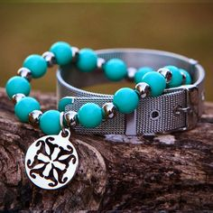 Erin Turquoise Set (Backordered 10-14 Days) – Rustic Cuff