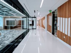 Projects — KATE SCHNEIDER Corporate Office Design, Interior Design, Black and White Black And White Office, Interior Architecture, Interior Design, Corporate Office Design, Corridor, Luxury, Projects, Furniture, Home Decor
