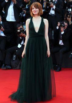Emma Stone y Nieves Álvarez, dos bellezas en Venecia