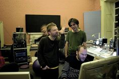 Thom Yorke and Jonny Greenwood | Radiohead