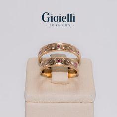 argollas de matrimonio en oro 18k Ideas, Jewel Box, Thoughts