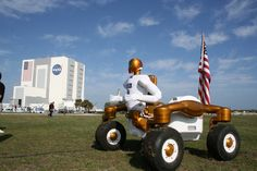 The twin brother of the R2 Robonaut awaits launch of Space Shuttle Discovery on the STS-133 mission, its 39th and final flight to space. Credit: Ken Kremer.
