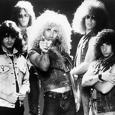 Twisted Sister is a New York City-based American Heavy Metal Band. The band was originally formed in 80s Metal Bands, 80s Hair Metal, Hair Metal Bands, 80s Hair Bands, Glam Metal, Bruce Dickinson, Power Metal, Hard Rock, Soul Music