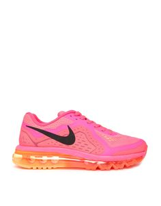 Nike Pink Air Max 2014 Trainers