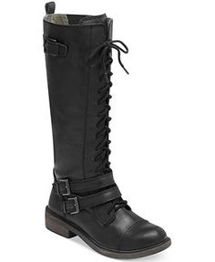 Lucky Brand Neel Boots - Lace-Up Boots - Shoes - Macy's
