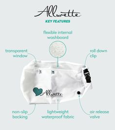 The Allurette™ washer is the best way to wash hand-wash only clothing at home or while traveling. Pocket-sized and only 112g it makes hand-washing easy and fast