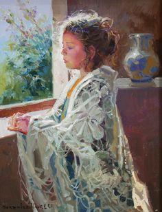 Juan Gonzalez Alacreu, 1937 ~ Impressionist painter | Tutt'Art@ | Pittura…