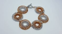 Sunburst armband by AlissasCraftings on Etsy
