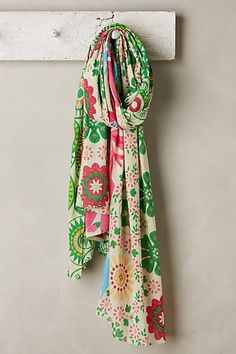 Bermeo Scarf #anthropologie