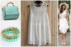 Testowanie produktów  * recenzje * konkursy * DIY: kosmetyki naturalne: Spring Wishlist - DressLink #dresslink
