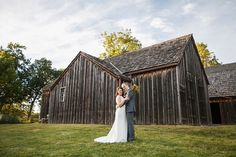 The rustic appeal of the Major's Barn makes a striking photo backdrop. Wedding Events, Weddings, Kansas City Missouri, Portrait Photographers, Fall Wedding, Backdrops, Barn, Photoshoot, In This Moment
