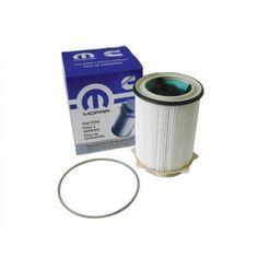 mopar ram 2500 3500 4500 5500 with diesel engine fuel filter engine fuel  filter - diesel