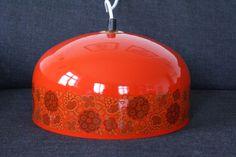 Danish modern vintage retro Arabia of finland ceiling Lamp by Kaj Franck