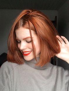 Beauty Makeup, Hair Makeup, Hair Beauty, Brighter Hair, Pretty Hair Color, Auburn Hair, About Hair, Pretty Hairstyles, Hair Goals