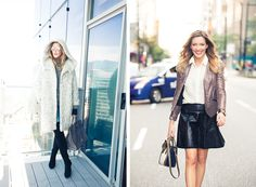Behind the smile: Style insider | Katie Cassidy Street Style