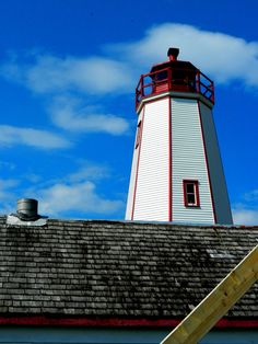 Port Burwell Lighthouse
