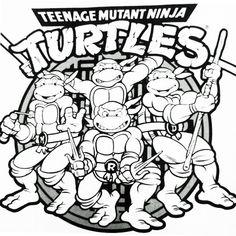 1000+ images about TMNT - Teenage Mutant Ninja Turtle ...
