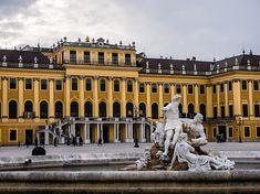 #schloss #schönbrunn in #wien beeindruckend!!!