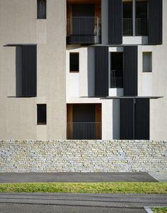 Mallero Housing by act_romegialli | Apartment blocks