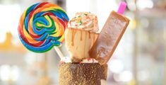 Experiential dessert destinations follow in the Museum of Ice Cream's footsteps
