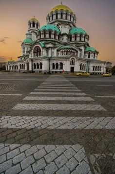 Alexander Nevsky cathedral,Bulgaria,