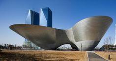 Incheon Tri-bowl | iArc Architects - Arch2O.com